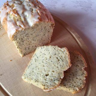 Lemon Poppy Seed Tea Bread