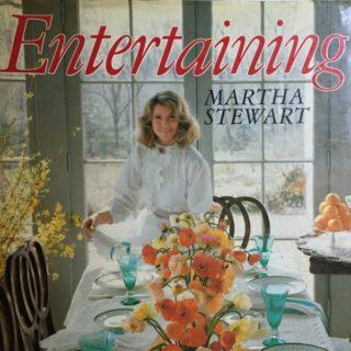 Entertaining by Martha Stewart (1982)