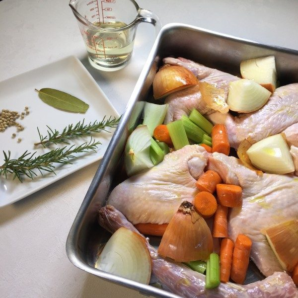 Turkey Stock Basics