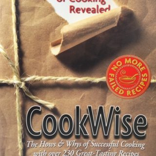 CookWise by Shirley O. Corriher (1997)