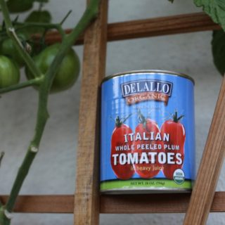 Canned Tomatoes in Juice